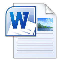 Download the Master File in Word Format
