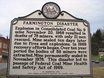 Farmington Mine Disaster